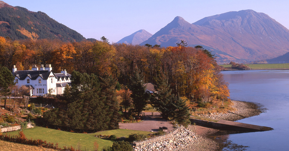 Hotels Near Glencoe