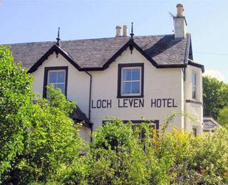 Loch Leven Hotel Dog Friendly