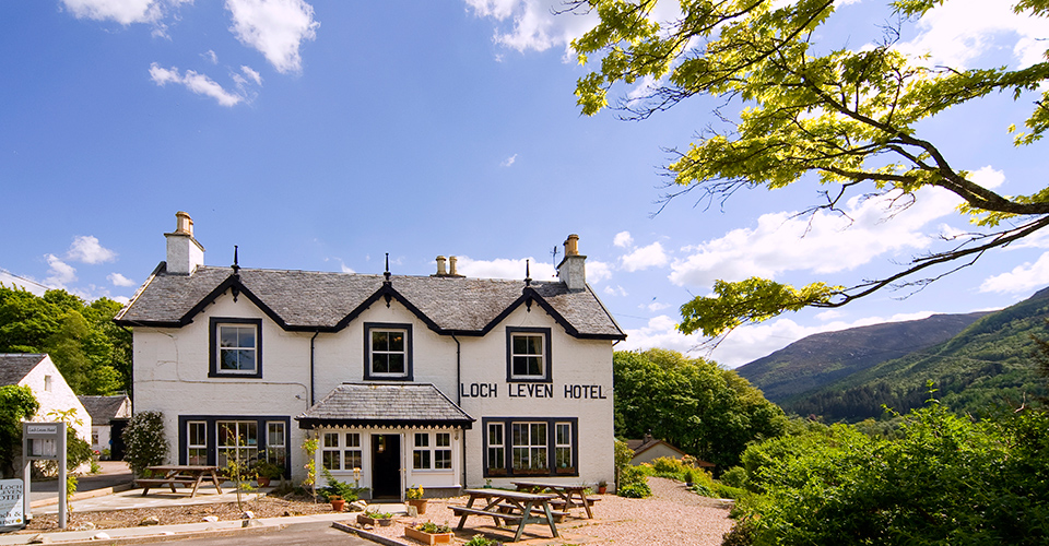 Scottish Highlands Hotels | Loch Leven Hotel in Ballachulish near Glencoe  and Fort William